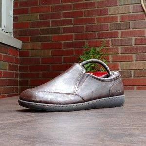 """BORN B.O.C. """"WENDELL"""" SLIP ON LOAFERS SHOES SZ 9.5"""